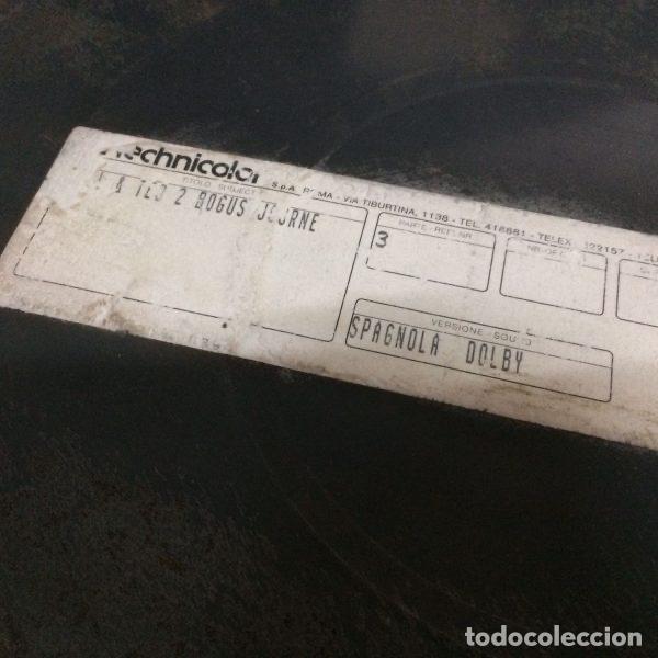Antigüedades: Bobina de películas antiguas de cine de MADRID FILMS con factura original de COLUMBIA PICTURES - Foto 3 - 102802082
