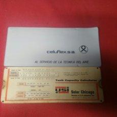 Antigüedades: REGLA DE CALCULO. Lote 197699140