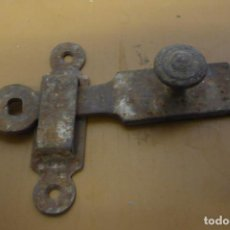 Antiquités: PESTILLO ANTIGUO. Lote 197901232