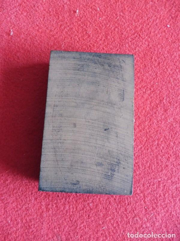 Antigüedades: CAJA CON LETRAS DE IMPRENTA DE MADERA DE FINALES XIX - PRINCIPIOS XX - Foto 18 - 198085600