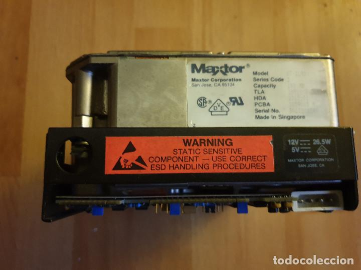DISCO DURO VINTAGE RETRO MAXTOR XT 1140 (Antigüedades - Técnicas - Ordenadores hasta 16 bits (anteriores a 1982))