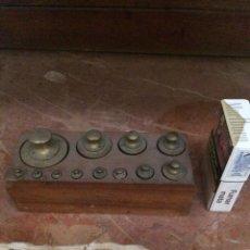Antigüedades: PESOS. Lote 198090392