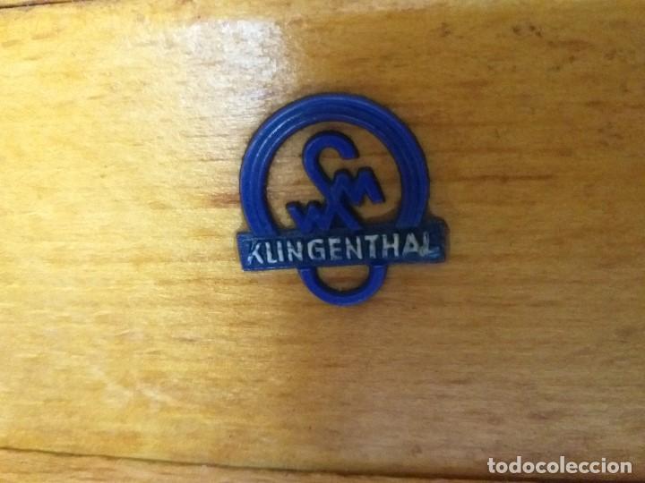 Antigüedades: 3 Molino molinillo de cafe firma Alemana Klingenthal. ca.1950/60 - Foto 3 - 198120176