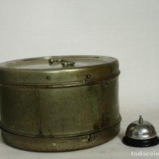 Antigüedades: AUTOCLAVE GRAN TAMAÑO. AUTOCLAVE XXL 32 CM DIAMETRO. AÑOS 20-40S. ESTERILIZADOR.. Lote 198175366
