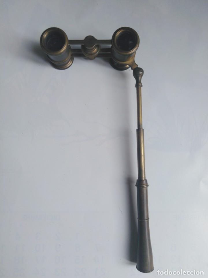 ANTIGUOS PRISMÁTICOS BINOCULARES (Antigüedades - Técnicas - Instrumentos Ópticos - Binoculares Antiguos)