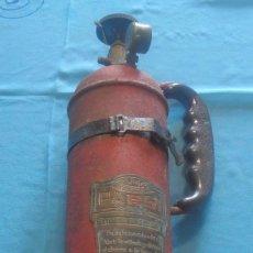 Antigüedades: EXTINTOR , MUY ANTIGUO, INDUSTRIAS PARSI SL, MATAFUEGOS. Lote 198242035