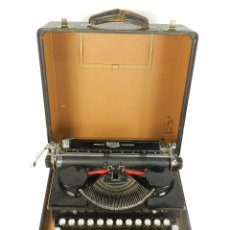 Antigüedades: MAQUINA DE ESCRIBIR ROYAL STANDARD AÑO 1932 TYPEWRITER SCHREIBMASCHINE. Lote 198336301