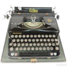 Antigüedades: MAQUINA DE ESCRIBIR ERIKA MOD.M AÑO 1935 TYPEWRITER SCHREIBMASCHINE. Lote 198353987