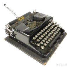 Antigüedades: MAQUINA DE ESCRIBIR ERIKA Nº5 AÑO 1940 TYPEWRITER SCHREIBMASCHINE. Lote 198356658