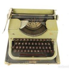 Antigüedades: MAQUINA DE ESCRIBIR MERCEDES K45 AÑO 1950 TYPEWRITER SCHREIBMASCHINE A ECRIRE. Lote 198365803