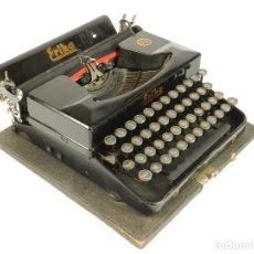 Antigüedades: MAQUINA DE ESCRIBIR ERIKA 5 AÑO 1940 TYPEWRITER SCHREIBMASCHINE MACHINE A ECRIRE. Lote 198401536