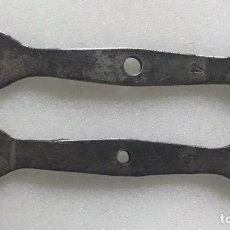 Antigüedades: LLAVES FIJAS O PLANAS 4 Y 5. Lote 198405308