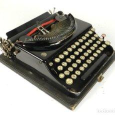 Antigüedades: MAQUINA DE ESCRIBIR SMITH PREMIER AÑO 1930 TYPEWRITER SCHREIBMASCHINE. Lote 198407870
