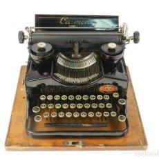 Oggetti Antichi: MAQUINA DE ESCRIBIR CARMEN AÑO 1920 TYPEWRITER SCHREIBMASCHINE MACHINE ECRIRE. Lote 198412602