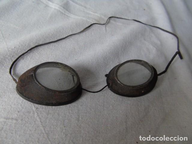 GAFAS ANTIGUAS RARO (Antigüedades - Técnicas - Instrumentos Ópticos - Gafas Antiguas)