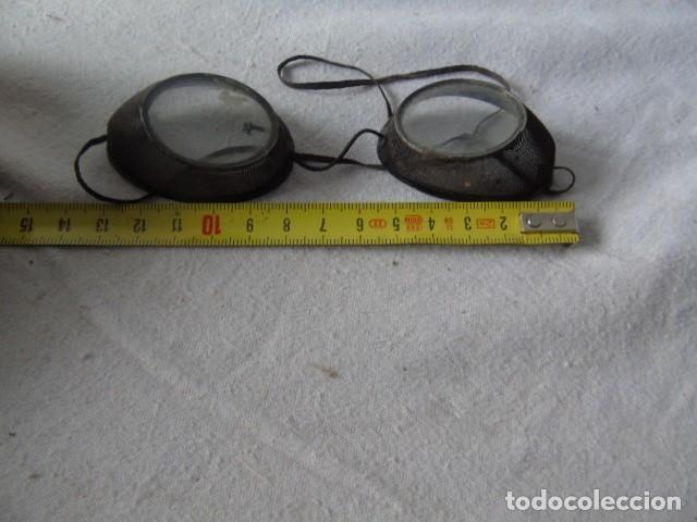 Antigüedades: gafas antiguas raro - Foto 4 - 198477993