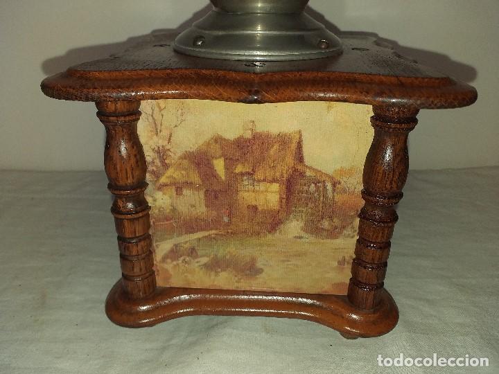 Antigüedades: Molino Molinillo de cafe Decore de la firma Alemana PeDe Peter Dienes. ca. 1914 - Foto 2 - 198577955