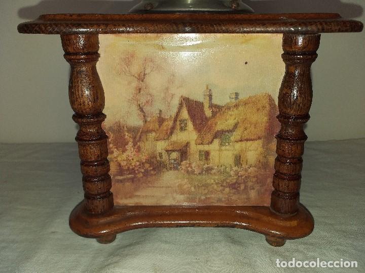 Antigüedades: Molino Molinillo de cafe Decore de la firma Alemana PeDe Peter Dienes. ca. 1914 - Foto 4 - 198577955