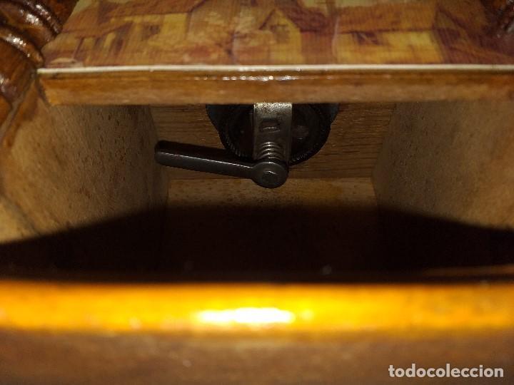Antigüedades: Molino Molinillo de cafe Decore de la firma Alemana PeDe Peter Dienes. ca. 1914 - Foto 8 - 198577955