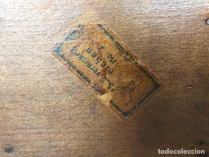 Antigüedades: Molino Molinillo de cafe Decore de la firma Alemana PeDe Peter Dienes. ca. 1914 - Foto 10 - 198577955