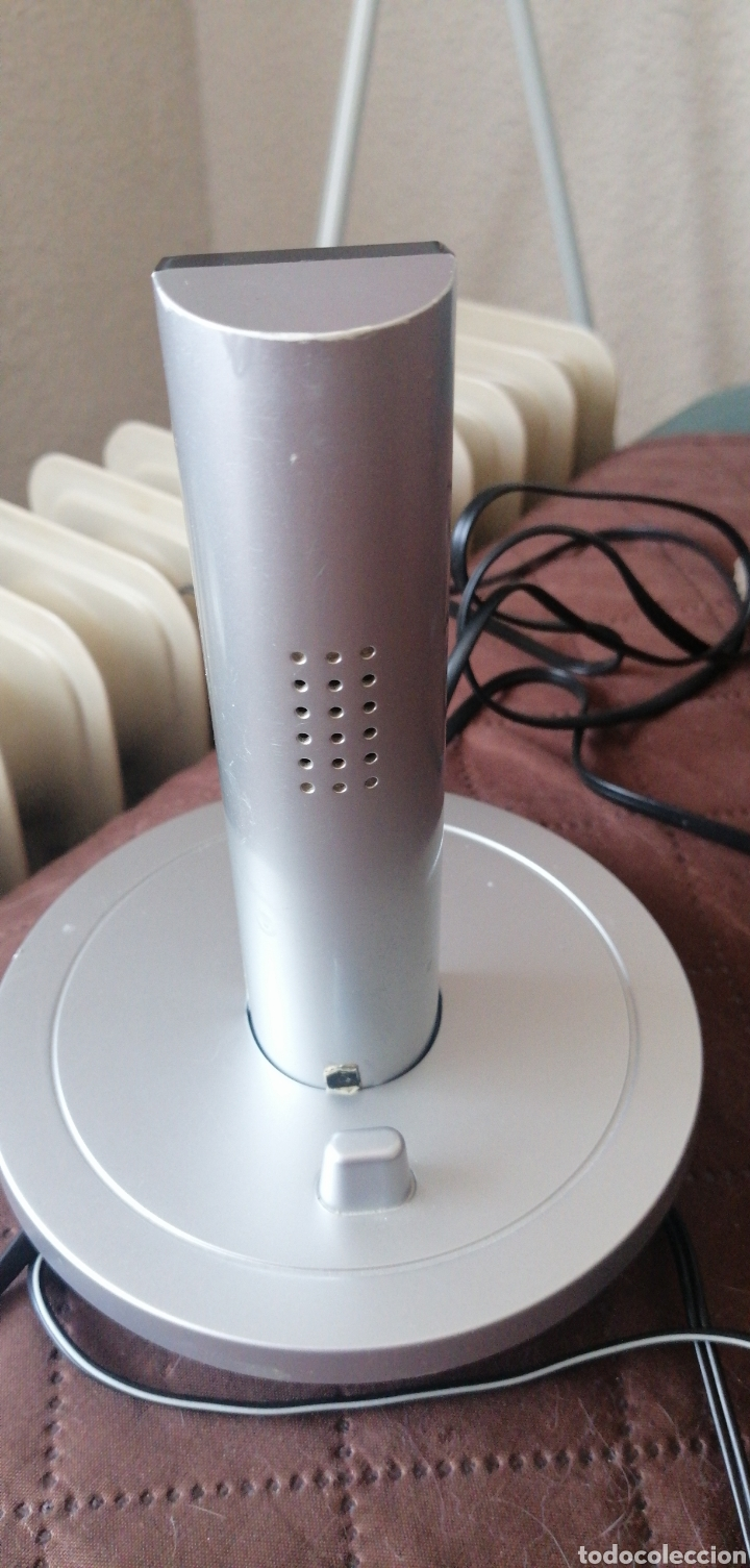 Antigüedades: TELÉFONO INALAMBRICO MARCA IDECT X1 DIGITAL DE SOBREMESA - Foto 4 - 198603536