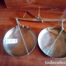 Antigüedades: ANTIGUA BALANZA DE PESAR METALES PRECIOSOS. Lote 198626082