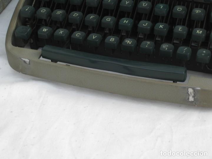 Antigüedades: Maquina escribir antigua. Remington. - Foto 5 - 198637005