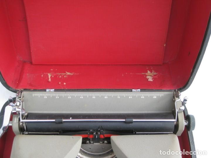 Antigüedades: Maquina escribir antigua. Remington. - Foto 11 - 198637005