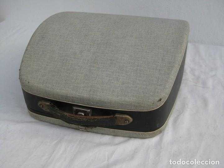 Antigüedades: Maquina escribir antigua. Remington. - Foto 18 - 198637005