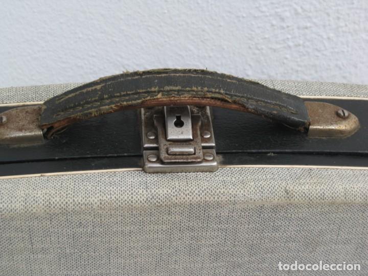 Antigüedades: Maquina escribir antigua. Remington. - Foto 19 - 198637005