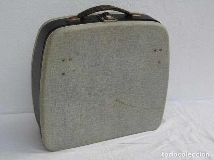 Antigüedades: Maquina escribir antigua. Remington. - Foto 20 - 198637005