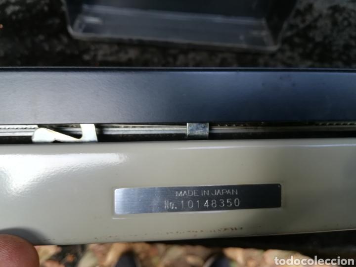 Antigüedades: Maquina de escribir japonesa - Foto 3 - 198651757