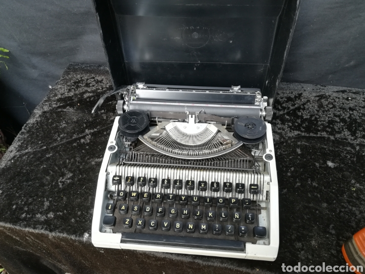 MAQUINA DE ESCRIBIR JAPONESA (Antigüedades - Técnicas - Máquinas de Escribir Antiguas - Otras)