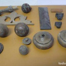 Antigüedades: LOTE ARTICULOS MADERA PARA MUEBLE. Lote 198687513