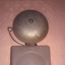 Antigüedades: ANTIGUO TIMBRE BJC PARA ENTRADA DE HOGAR (12 VOLTIOS) FUNCIONANDO. Lote 198796681