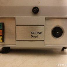 Antigüedades: PROYECTOR SUPER 8 SOUND DUAL. Lote 198891701
