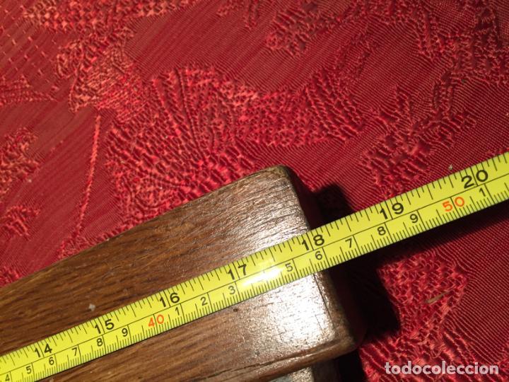 Antigüedades: Antiguas garlopa / garlopas / ribot / cepillo de carpintero de los años 40-50 - Foto 8 - 198946373