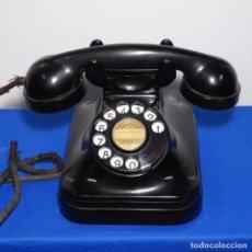 Teléfonos: ANTIGUO TELÉFONO DE BAQUELITA.. Lote 198953606