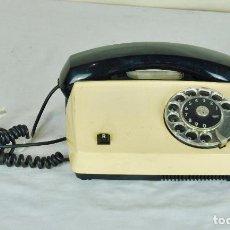 Teléfonos: TELÉFONO ERICSSON LM EN BEIGE Y NEGRO. Lote 108823063