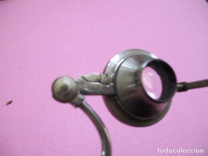 Antigüedades: binoculares , impertinentes , carl zeiss lena , autentica pieza de museo , ver fotos - Foto 16 - 198985847