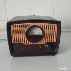 Antigüedades: ANTIGUO ELEVADOR REDUCTOR DE TENSIÓN PARA TV. 1962. Lote 199053095