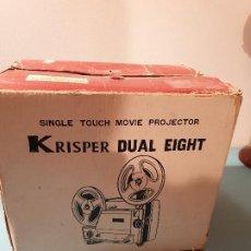 Antigüedades: PROYECTOR KRISPER DUAL EIGHT. Lote 199079818