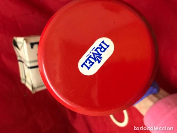 Antigüedades: Irmel cafetera nova express coffeepot rojo nueva vintag coffee maker italiana de coleccion nueva - Foto 16 - 199085375