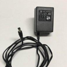 Antigüedades: FUENTE ALIMENTACIÓN AC/DC ADAPTOR TL9300D-4 9V 300MA. Lote 199212252