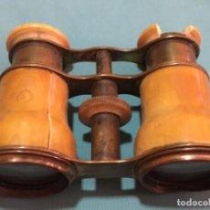 Antigüedades: ANTIGUOS BINOCULARES TEATRO.. Lote 199297545