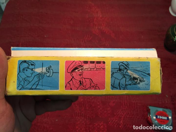 Antigüedades: Antiguas curiosas gafas marca Luminite con caja original años 60 - Foto 7 - 199333373