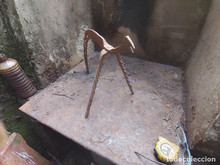 Antigüedades: Gallo o mula de fuego s.vii - Foto 2 - 199349566