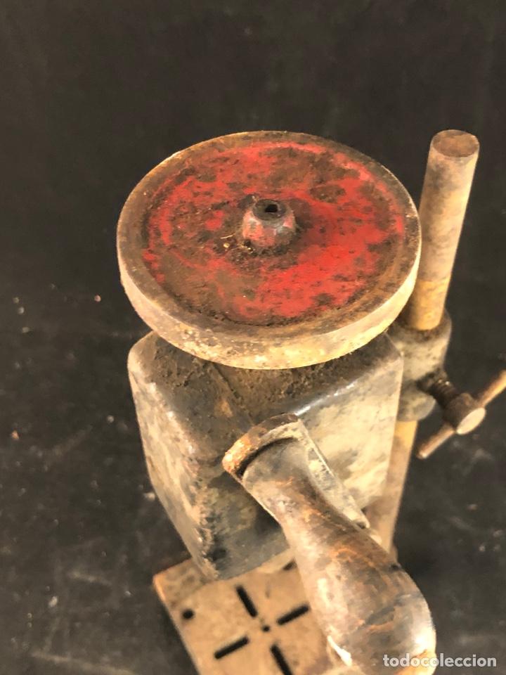 Antigüedades: Antiguo taladro manual - Foto 5 - 199392531