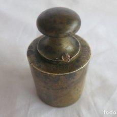 Antigüedades: PESA DE 500 GRAMOS J COBOS. Lote 199497520