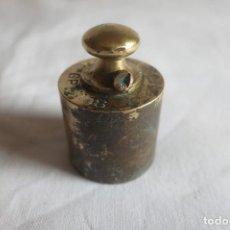 Antigüedades: PESA DE 100 GRAMOS J COBOS. Lote 199498015